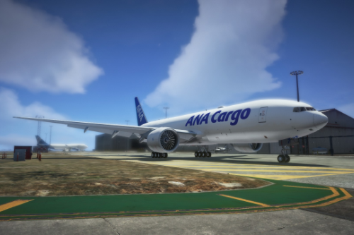 Livery pack - 777-200F