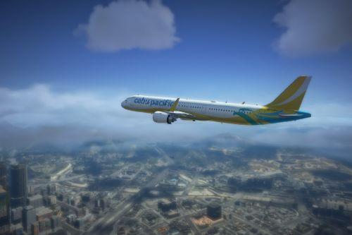Small Livery pack - A321neo