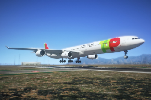Livery Pack - A340-600