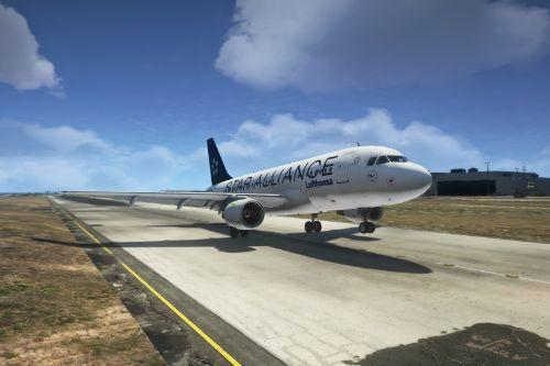 Livery Pack 1 - A319-111