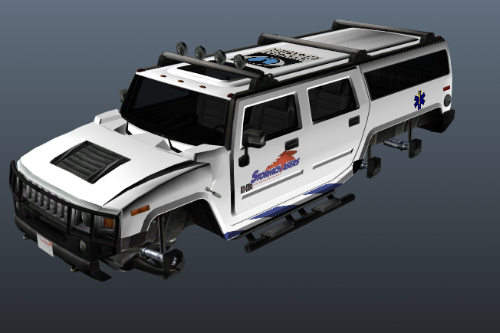 [Livery] Storm Chaser - H6 Hummer (6x6)