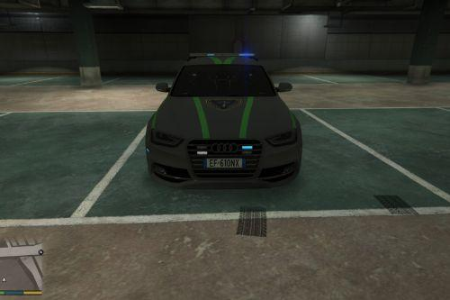 LIVERY GNA for AUDI S4 AVANT