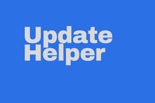 LML - Update Helper