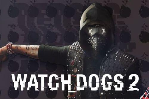 23c0ab watch dogs 2 wrench   fan wallpaper by digital zky dacmpaz