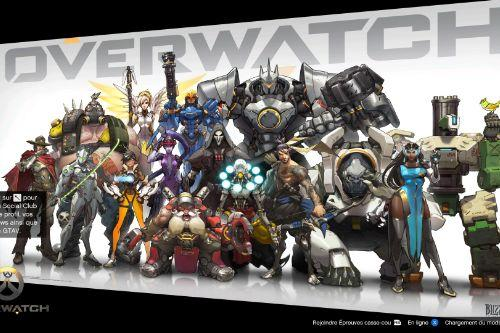 loading screen overwatch + music