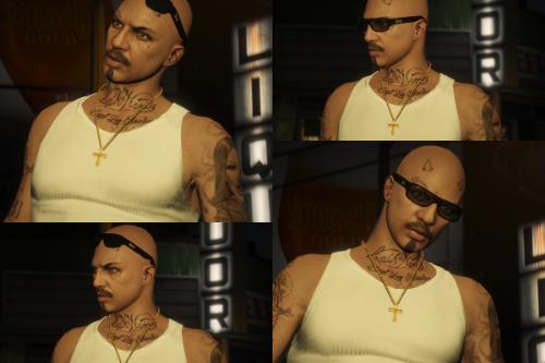 Locs sunglasses for MP male
