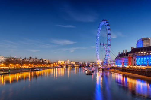 London Loading Screen