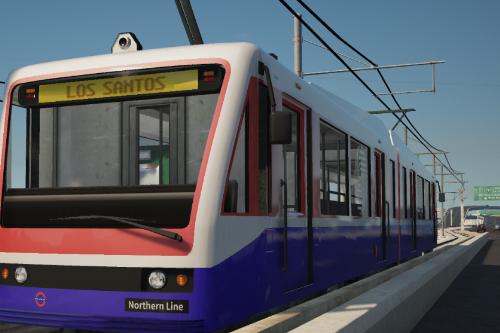 London Underground Train | Northern Line