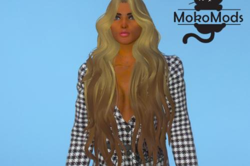 Long Hair for MP Female
