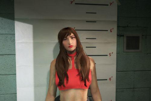 Long hair for MP Female