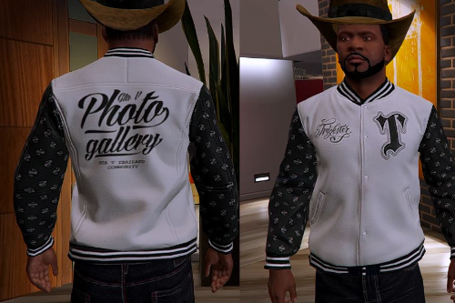 Long Sleeve Shirt (mp_m_lowrider) For Franklin Pack (TH)