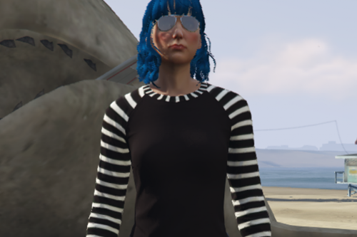 Long Sleeve Textures for MP Female
