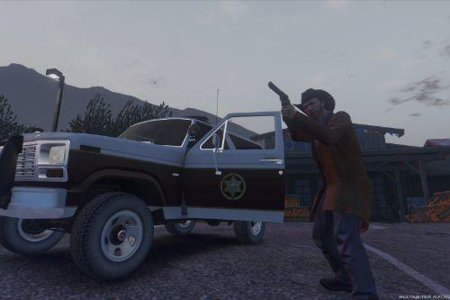 Longmire Texture for 1980 Ford Bronco