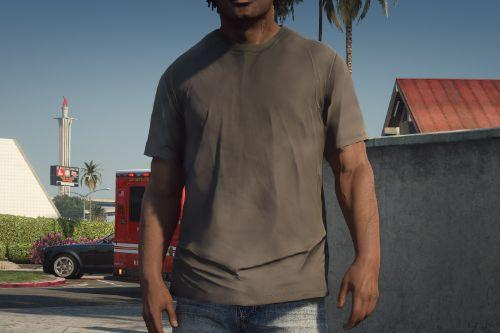 Loose shirt for Franklin