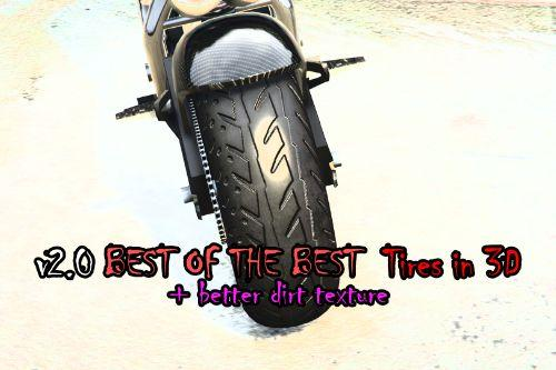 Lord of Dirt & 'Skin' Devil & Tires (2K Textures)