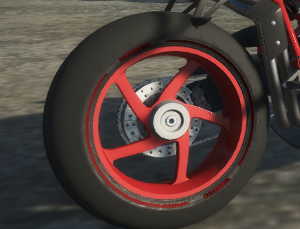 Lore friendly Bikes wheels [Add-On]