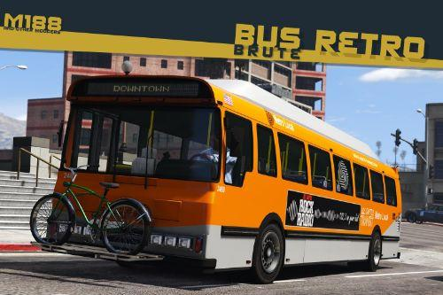 Lore-Friendly Liveries for Brute Retro Bus (IVPack / GTA IV style) [Add-On | Replace | Liveries | Template]