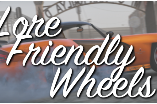 Lore Friendly Wheels Pack [Add-On]
