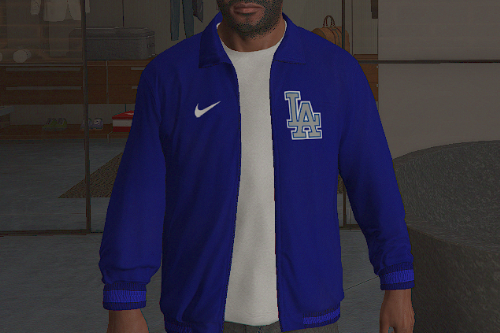 Los Angeles Dodgers Cap and Jacket