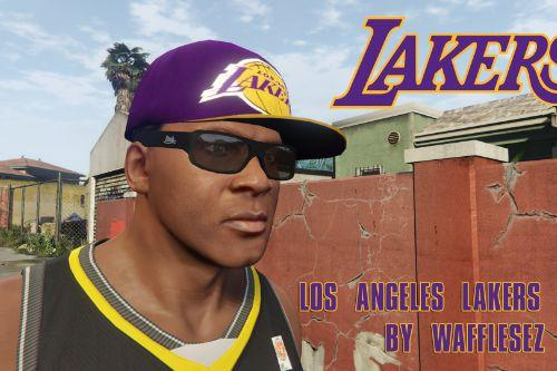 37727b los angeles lakers cap (2)