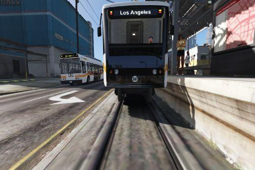 Los Angeles Metro Train Pack