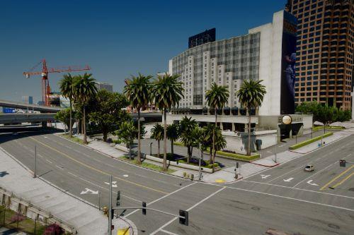 Los Angeles Nature [Add-On / FiveM]
