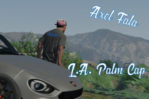 LOS ANGELES PALM CAP