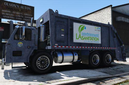 Los Angeles Sanitation Department of Public Works