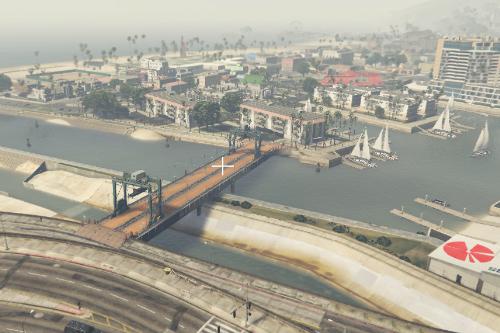 Los Santos Bridge [Menyoo]