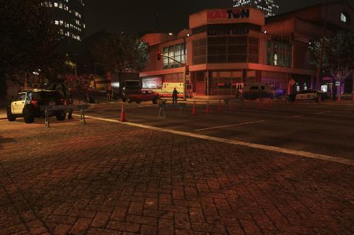 Los Santos Car Accident (Menyoo)