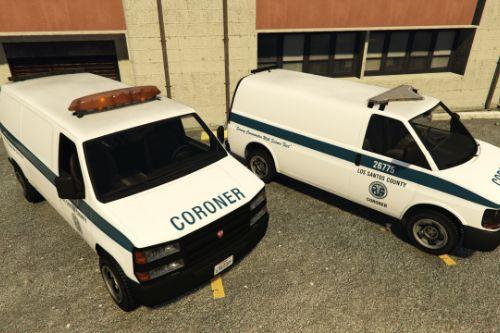 Los Santos County Coroner Pack [Add-On]