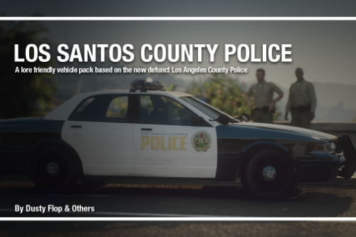 Los Santos County Police Pack [Add-on]