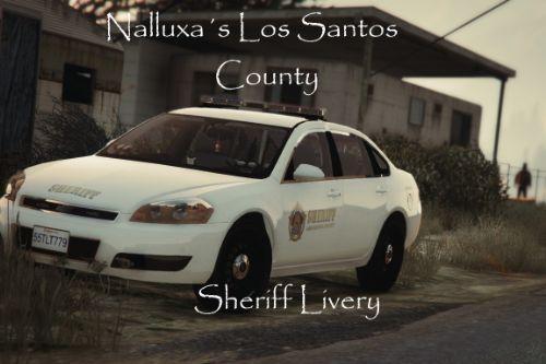 Los Santos County Sheriff Chevrolet Impala