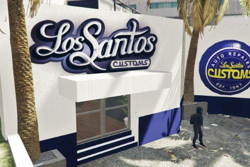 Los Santos Customs Extension