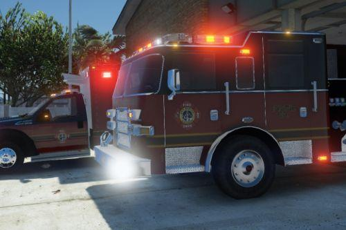 Los Santos Fire Department Pack