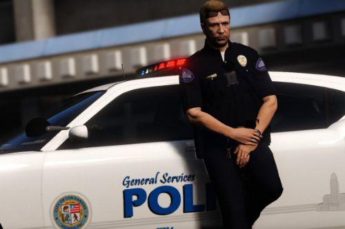 Los Santos General Services Police - EUP Clothing