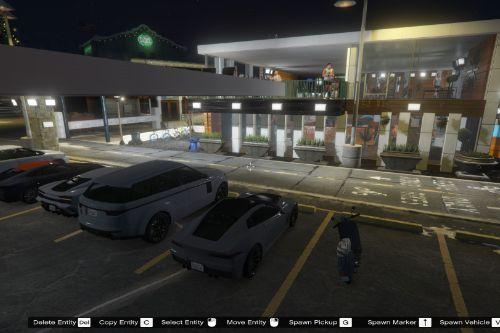 Los Santos (Gym) Beach -