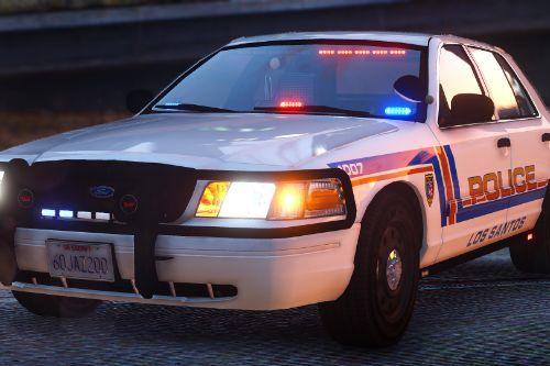 Los Santos Police Pack #4