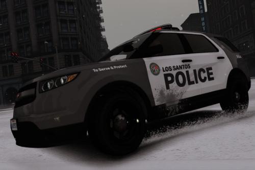 Los Santos Police Service - Toronto Based - Mini Pack