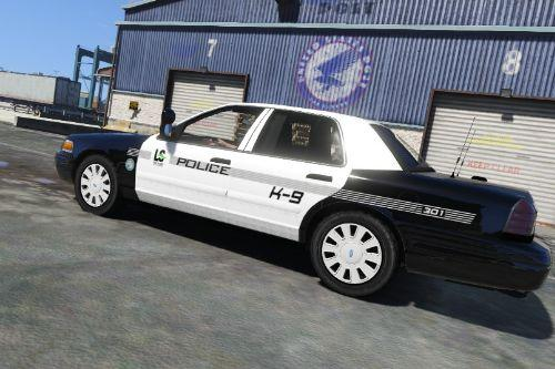 Los Santos Port Police CVPI