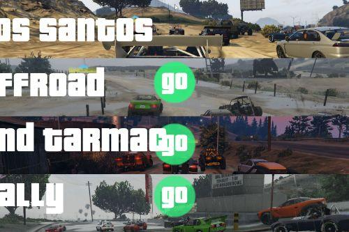 Los Santos Rally Stages [Community Races]
