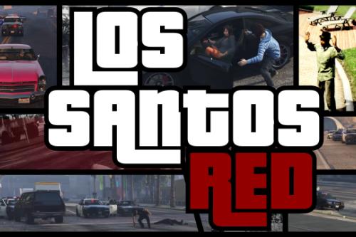 Los Santos RED Alpha