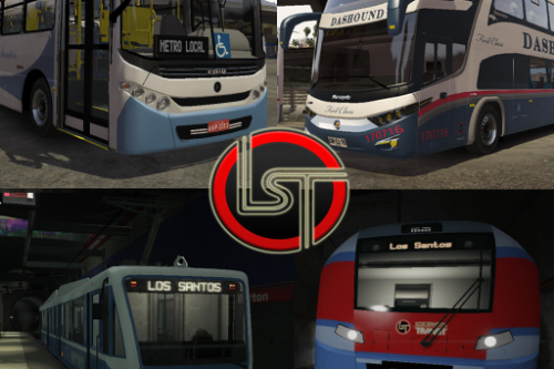 Los Santos Transport Updated - (Automatic Install) [OIV]
