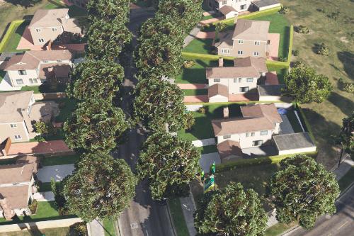Los Santos Trees Overhaul