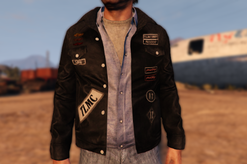 Lost MC Leather Jackets For Trevor