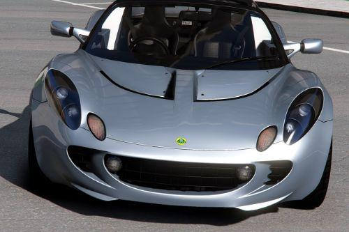 Lotus Elise 111S 2005 [Add-On | Extras | RHD | Template]