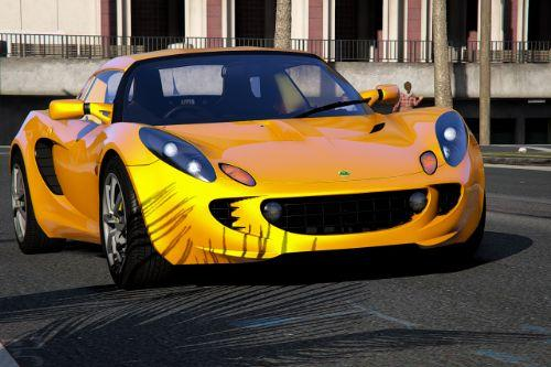 Lotus Elise 111S '05 [Add-On | Extras | RHD | LODs | Template]