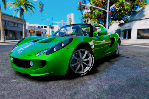 Lotus Elise 111S 2005 [Add-On / Replace | Tuning | Template]