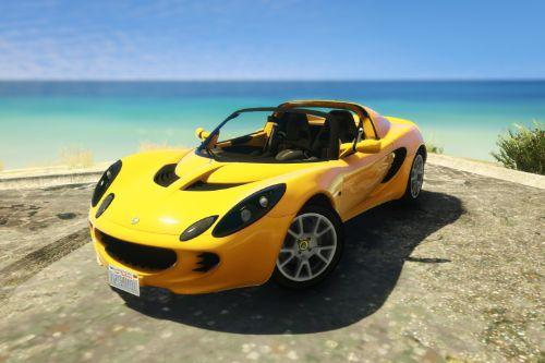 Lotus Elise 2006 [Replace | Tuning | Template | LODS]