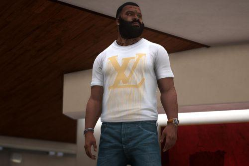 Louis Vuitton T-Shirt Pack (Franklin)